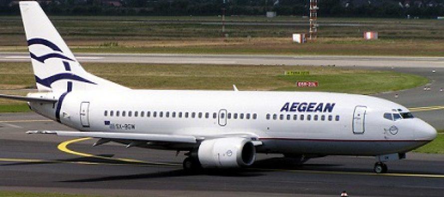 Aegean Airlines a preluat Olympic Air si va relua zborurile spre Romania