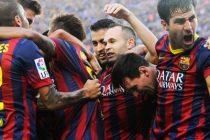 FC Barcelona – Real 2-1 (1-0) in marele derby din Primera Division