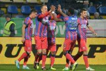 FC Brasov – Steaua 1-2 (1-1) in etapa a 12-a a Ligii 1
