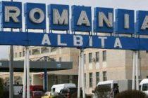 Traficul rutier din Vama Albita, blocat marti dimineata din cauza unor perchezitii DNA