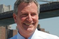 Bill de Blasio a fost ales primar al New York-ului