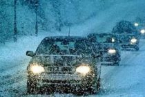 COD GALBEN de ninsoare intre 26 noiembrie, ora 20:00 si 27 noiembrie, ora 14:00