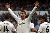 Real Madrid – Real Sociedad 5-1 (4-0) in Primera Division