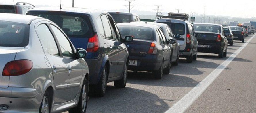 Restrictii in traficul din Bucuresti, sambata si duminica, in centru si in jurul stadionului Arena Nationala
