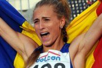 Mirela Lavric, atleta medaliata cu aur, a cazut de la etajul 1 al unui imobil din Iasi