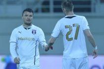 Astra Giurgiu a invins pe FC Vaslui si este liderul detasat al Ligii 1