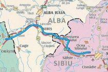 Autostrada Sibiu-Orastie a fost inaugurata in prezenta premierului Victor Ponta