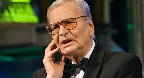 Radu Beligan a murit la varsta de 97 de ani