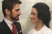 Andreea Marin s-a casatorit cu fizioterapeutul Tuncay Ozturk