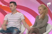 MIREASA PENTRU FIUL MEU: Traian si Corina au implinit 3 luni de relatie