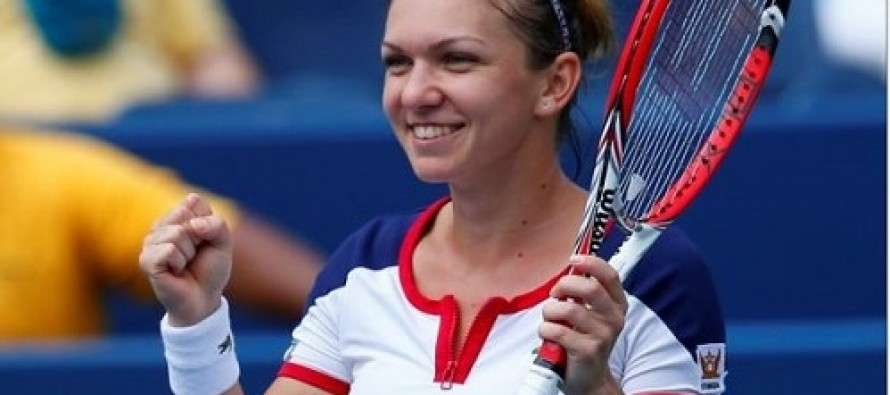 AUSTRALIAN OPEN 2014: Simona Halep s-a calificat in sferturi unde o va intalni pe Cibulkova