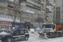 CNADNR si Politia Romana au escortat sute de masini pe tronsoanele de drum inchise circulatiei