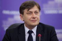Crin Antonescu: In Romania nu putem vorbi despre opozitie in acest moment