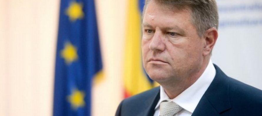 Klaus Iohannis: Negocierile au esuat! Maine se va propune retragerea ministrilor liberali din Guvern