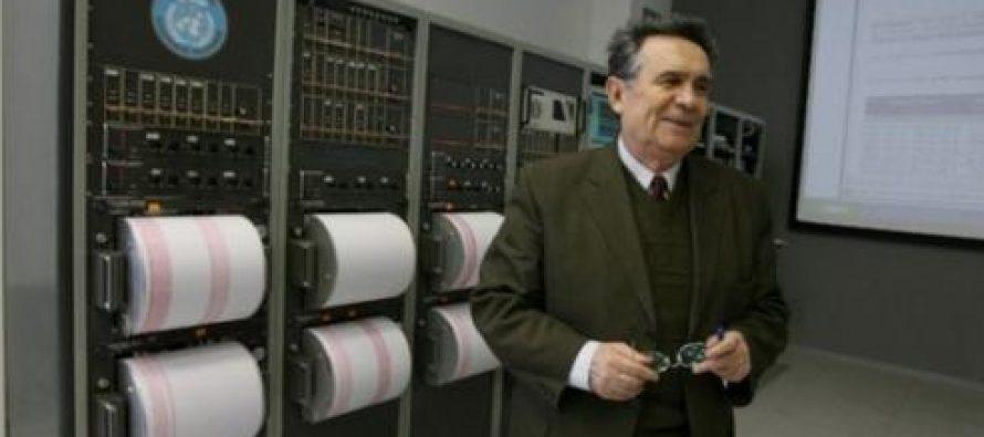 Gheorghe Marmureanu: Nu se pune problema unui cutremur catastrofal acum
