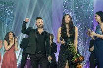 EUROVISION 2014: Paula Seling si Ovi vor reprezenta Romania la Copenhaga. VIDEO