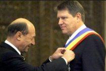 Basescu: Iohannis ar putea fi viitorul presedinte al Romaniei