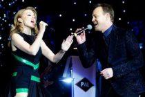 Kylie Minogue si Jason Donovan au refacut un duet celebru, intr-un spectacol desfasurat la Londra
