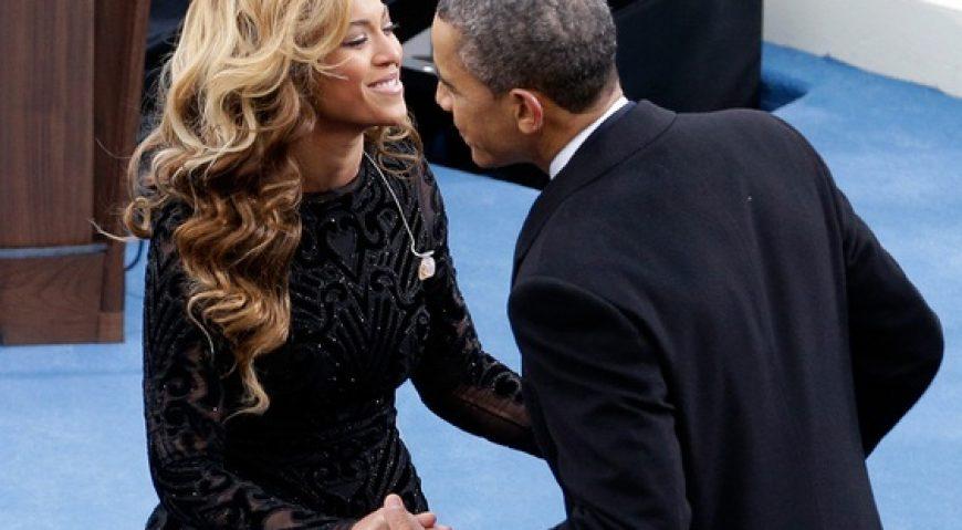 Obama si Beyonce