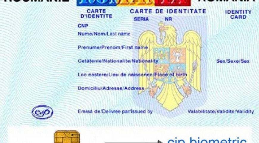 CARTI DE IDENTITATE 2014