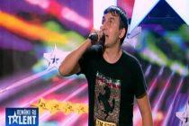 Fernando de la Caransebes l-a atacat pe Mihai Petre la Romanii au Talent. FOTO