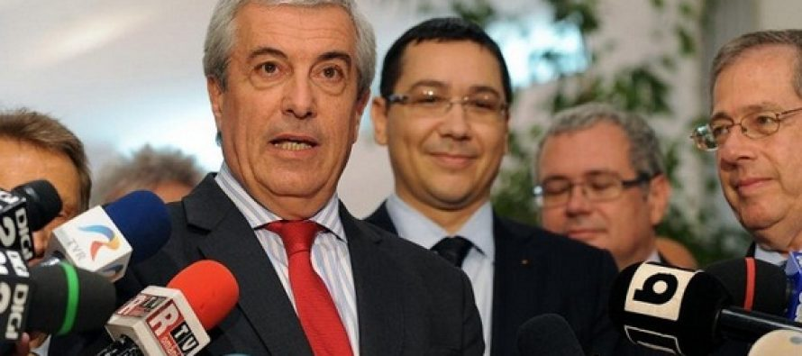 Tariceanu l-a vizitat pe Ponta in Turcia