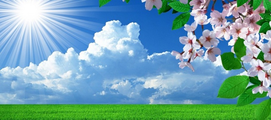 Prognoza METEO de PASTE 2014 si 1 MAI 2014 – Vreme ploioasa in mai