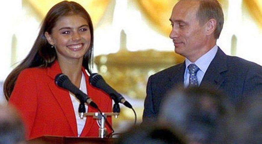 Putin si Kabaieva