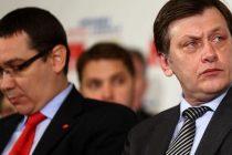 CRIN ANTONESCU: Daca ajung presedinte, Ponta nu va mai face parte din Guvern!