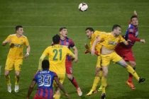 STEAUA – FC VASLUI 0-1 (0-0). Campionii la prima infrangere din acest campionat