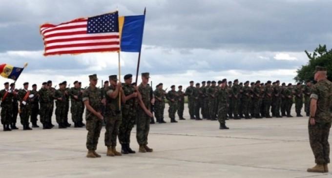 SUA isi va spori efectivul militar de la Mihail Kogalniceanu