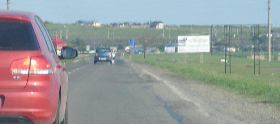 INFOTRAFIC: Situatia traficului rutier. Atentie pe DN39 in judetul Constanta