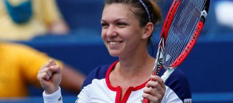 Simona Halep a debutat cu victorie la turneul de la Madrid