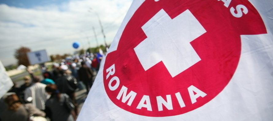 PROTESTE ale sindicaliştilor Sanitas din sănătate şi asistenţă socială, din 23 iunie