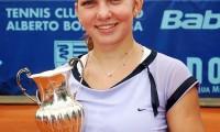 """Simona Halep, despre optimile de la Wimbledon: """"Zi de zi joc mai bine. Sper să continui şirul succeselor""""."""