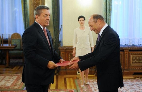 Ioan Rus, noul ministru al Transporturilor