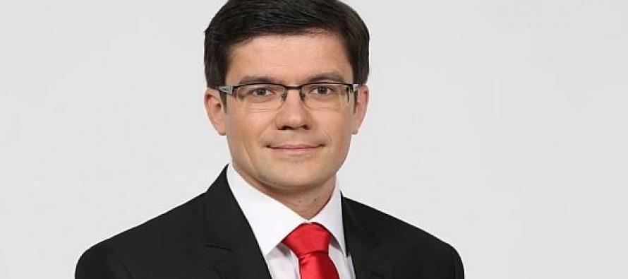 Deputatul Costel Alexe, noul șef al PNL Iași  |Costel Alexe