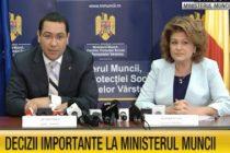 Premierul Ponta a lansat Ghidul privind dezvoltarea economiei sociale