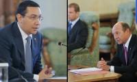 INREGISTRARI BASESCU-PONTA DE LA COTROCENI: Basescu: Avem si MTO. Ponta: Poftiti? Basescu: Mai oameni buni, discutam ca intre oameni care stiu despre ce vorbesc, sau...