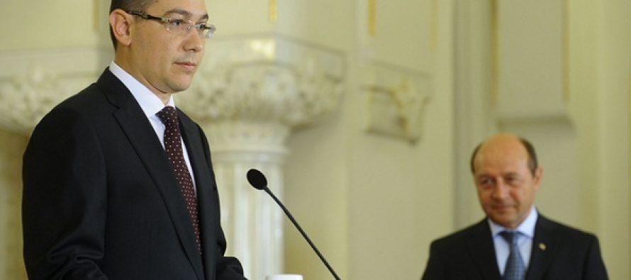 Ponta se va duce la consultari la Cotroceni, dar fara Guvern – REVISTA PRESEI