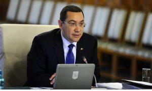 GUVERN: Discursul premierului Victor Ponta la  semnarea parteneriatului intre Dacia, Primaria Mioveni si Liceul Tehnologic Mioveni