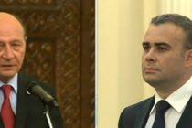 Darius Valcov, investit ministru pentru Buget. Basescu i-a cerut sa fie un ministru al Romaniei, nu al unor interese electorale