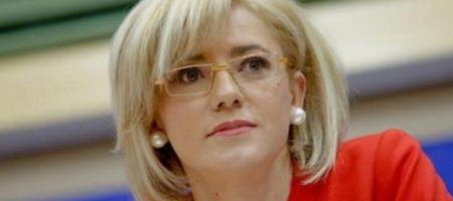 Corina Cretu nu figureaza, deocamdata, pe lista PSD pentru alegerile europarlamentare din 2019. Dragnea o prefera pe Rovana Plumb