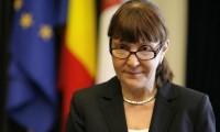 Monica Macovei plateste cateva mii de euro pe sediul de campanie