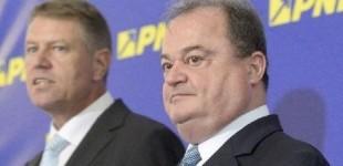 Vasile Blaga: Basescu si Tariceanu au impiedicat unificarea dreptei in urma cu 10 ani