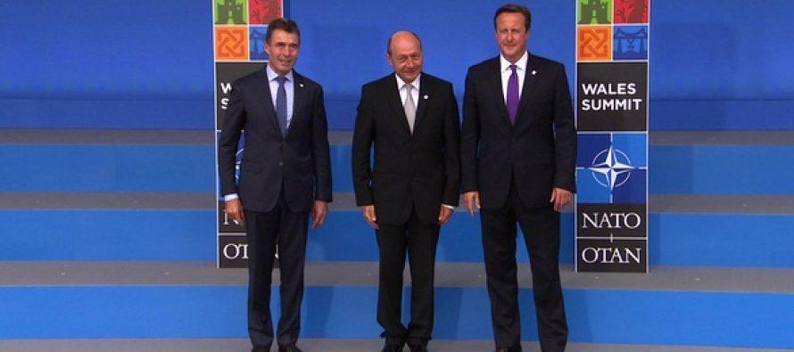 Basescu, la summitul NATO: Comandament NATO in Romania si centru de antrenament naval la Marea Neagra