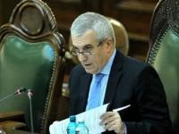 Tariceanu cere eliminarea venitului minim garantat pentru ca in Romania este o criza a fortei de munca