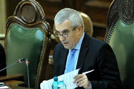 Tariceanu a acuzat Comisia Europeana de atitudine partinitoare intr-un discurs tinut in fata sefilor Senatelor din Europa reuniti la Bucuresti