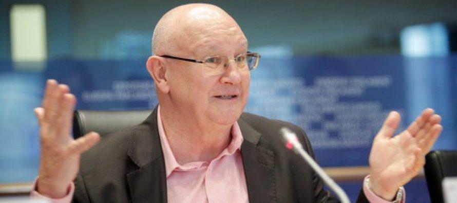 IOAN-MIRCEA PASCU a fost ales vicepresedinte al Parlamentului European