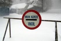 DRUMURI INCHISE, DRUMURI BLOCATE/INZAPEZITE 29 decembrie 2014. INFOTRAFIC. Vezi situatia drumurilor